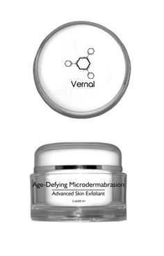 Vernal Age-Defying Microdermabrasion Scrub - Vernal Skincare - This powerful at-home alternative to an in-office skin exfoliation procedures gives the user a youthful glow .