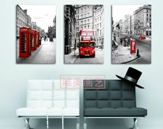 london theme Living Room Wall Decor | Wall Paint Styles Price,Wall Paint Styles Price Trends-Buy Low Price ...