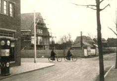 De Engelenkampstraat omstreeks 1955