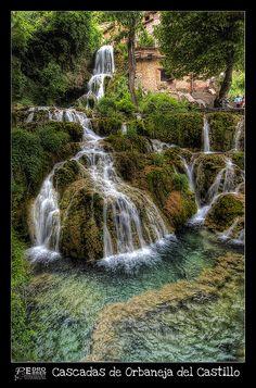 Orbaneja del Castillo - Burgos Spain