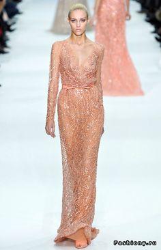 Elie Saab Haute Couture spring-summer 2012