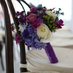 Bright bridal bouquet | Amelia Panico Photography | Lifestyle Event Group | www.theknot.com