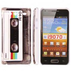 Mobilskalet iConic (Kassettskal) Samsung Galaxy S Advance-Skal