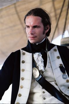 James D'Arcy as Capt. Pullings in Master & Commander