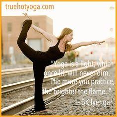"""#TrueHotYoga #Scottsdale #Glendale #Arizona #yogaeveryday #hotyoga #fierce #warrior pictured is our amazing student Heidi """""""
