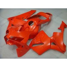 Honda CBR 600RR F5 2003-2004 Injection ABS Fairing - Factory Style - All Red | $639.00