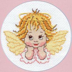 Cross stitch pattern Little An