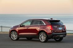 The 2018 Cadillac XT5 - a luxury SUV that's affordable, elegant, and comfortable.