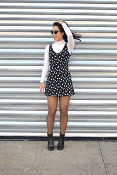 thrift store clothes, 19 ways to perk up thrifted outfits, Ways to Rock Your Thrift Style - Pro Insider Tips in this Thrift Store Guide, thrifting, thrift shopping, how to save on clothes, secondhand fashion, bargain hunters, thrift store clothes, thrift store style, vintage dresses, outfits with boots, dress with sneakers, cute outfits for winter | Thriftanista in the City