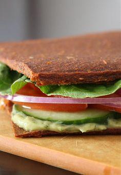 Adventures in Raw Vegan Breads - Sweetly RawSweetly Raw