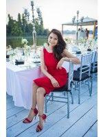 RED DRAPED DREAM - Rhea Costa-Shop Little Red Dress, Costa, Modern Design, Feminine, Elegant, Shopping, Dresses, Women's, Classy