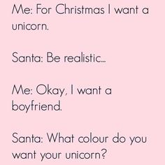 I'd rather have the unicorn to be honest.                                                                                                                                                                                 More