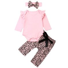 Velvet passion σετάκι φόρμας με ρίγα | My Little One Girls Tracksuit, Tracksuit Set, Leopard Pants, Pink Leopard, Baby Set, Toddler Outfits, Girl Outfits, Cute Outfits, Polka Dot Jeans