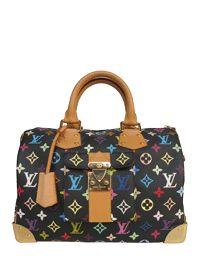 Louis Vuitton Speedy 35 Monogram Multicolor