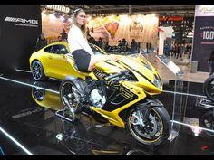 EICMA 2015 - Tutte le novità, Parte 1: Ducati, MV Agusta, Moto Guzzi, Aprilia, Piaggio, Vespa