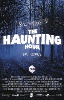 R.L. Stine's The Haunting Hour - shut the front door! i can't believe RL Stine's got a new TV show!!
