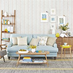 Shake up your country scheme with cool Scandi style