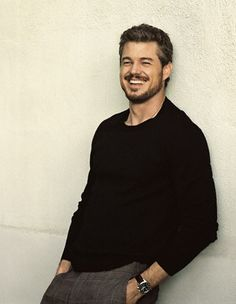 Eric Dane -McSteamy... I'm sorry but MDs are not this good looking in real life!