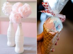 Cotton Candy Wedding Fun - Mon Cheri Bridals