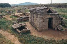 The Etruscan Necropolis in Populonia. Ph. Jacqueline Poggi on flickr