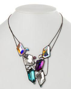 """Swarovski """"Rocket"""" crystal 19"""" necklace. $129.90 at ruelala.com"""