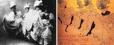 Henri de Toulouse-Lautrec: Process: Photograph to Print