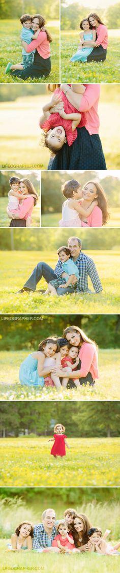 photographer family