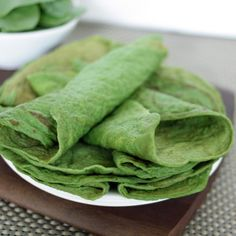 Paleo Spinach Crepes | Tasty Kitchen: A Happy Recipe Community!