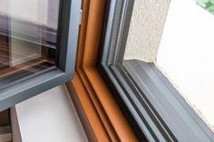 Aluminium Windows, Blinds, Wood, Pretty, Home Decor, Decoration Home, Woodwind Instrument, Room Decor, Shades Blinds