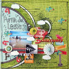 Punta del Leste - Scrapbook.com  destination