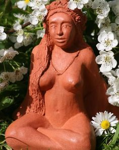 Rhiannon-the-Lover Goddess Of Love, Beltane, Wild Hearts, Seasons, Sculpture, Statue, Goddesses, Inspiration, Biblical Inspiration