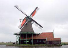 Industriële windmolen 1