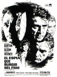 El espía que surgió del frío (1965) DVD | clasicofilm / cine online