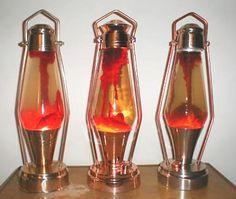 lava pictures Vintage lamp