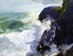 George Bellows by BoFransson, via Flickr