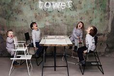 人と共に成長するイス「TOWER chair」 | roomie(ルーミー)