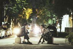 Korea pre wedding photography album cover, Kuba studio pre wedding photo shoot…