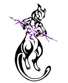 Tribal Pokemon Tattoos | TrekMash.Com