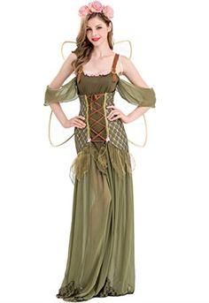 Honeystore Women's Forest Princess Adult Halloween Role P... https://www.amazon.com/dp/B075GM99CY/ref=cm_sw_r_pi_dp_x_.QO7zbXSCX1J0
