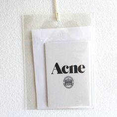 Acne / SoftConcrete
