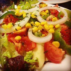 #fresh #summer mix #salad at #paskosballangrill & #paskosexpress | Flickr - Photo Sharing!