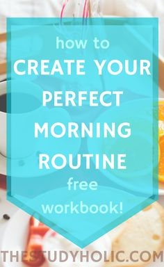 Are you feeling lost in the morning? Don't know what to wrap your head around? When that happens to me, I just feel like giving up on the day and going straight back to bed. NO MORE! We're here to create your perfect routine and help you never feel overwhelmed as soon as you wake up in the morning.