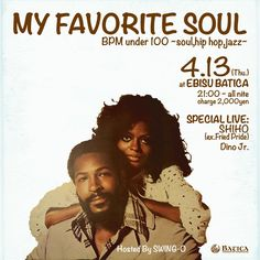 My Favorite Soul 4.13.2017