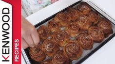 Learn how to prepare a delicious cinnamon swirl using your Kenwood Kitchen Machine. For more information please visit the links below: MORE RECIPES FOR YOUR . Kitchen Machine, Cinnamon, Muffin, Breakfast, Ethnic Recipes, Food, Youtube, Canela, Breakfast Cafe