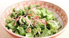 The Salad That Rocks My World Recipe - Laura in the Kitchen - Internet Cooking Show Starring Laura Vitale