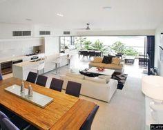 Image result for kitchen diner living room