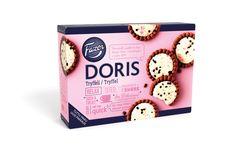 Fazer Doris tryffeli 250g, 3,35 e