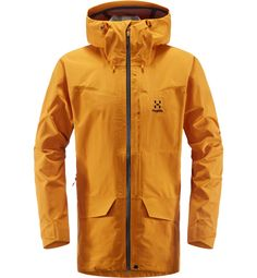 Reduced hooded jackets for men - Haglöfs M Grym Evo Jacket Outdoor Wear, Outdoor Outfit, Vest Jacket, Hooded Jacket, Cardigan Au Crochet, Mens Outdoor Clothing, Waterproof Rain Jacket, Mens Winter Coat, Clothing Logo