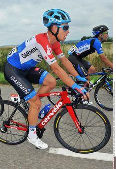 c669e33c4 Tour de France 2014 - Stage 8  Tomblaine - Gérardmer La Mauselaine 161km  photos - Sebastian Langeveld (Garmin-Sharp) Photo credit © Tim de Waele TDW  Sport