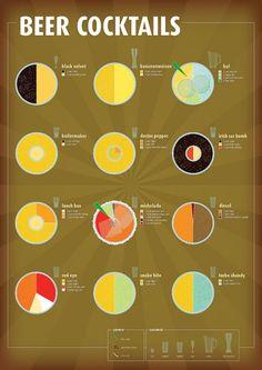 Fabio Rex: Delicious Drinks Infographics Illustrations   Trendland: Fashion Blog & Trend Magazine